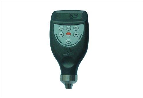 TM 8816 / TM8816 C Ultrasonik Kalınlık Ölçüm Cihazı dahili problu 1mm-225mm -  0,1 mm