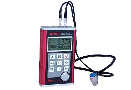 MT 200 Ultrasonik Kalınlık Ölçüm Cihazı , Et Kalınlığı Ölçüm Cihazı