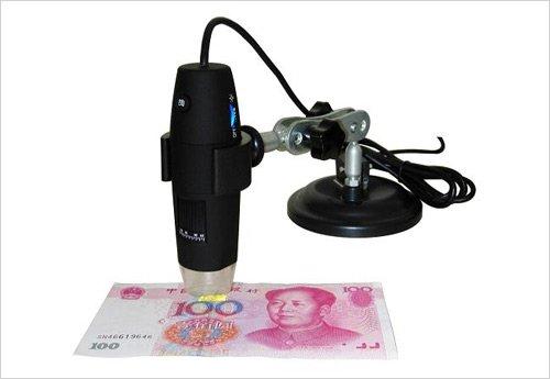 MV200UV(200X-1.3MP)UV Aydınlatmalı Dijital Mikroskop