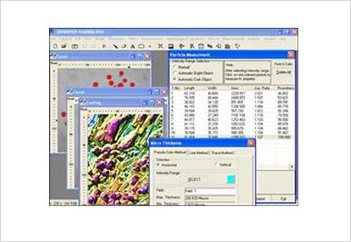 Pharma Pro İlaç Analiz Görüntü Yazılım