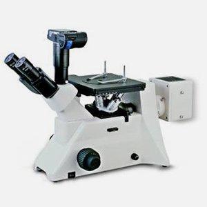 Aob 300 Ters Metal Mikroskobu
