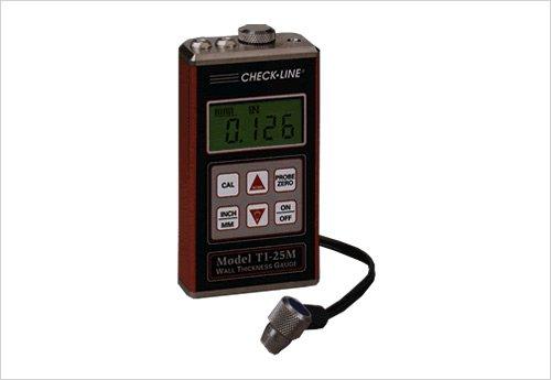TI-007-GT Ultrasonik kalınlık Ölçüm Cihazı 0,15 -25,4 mm kalınlık Echo to Echo özelliği