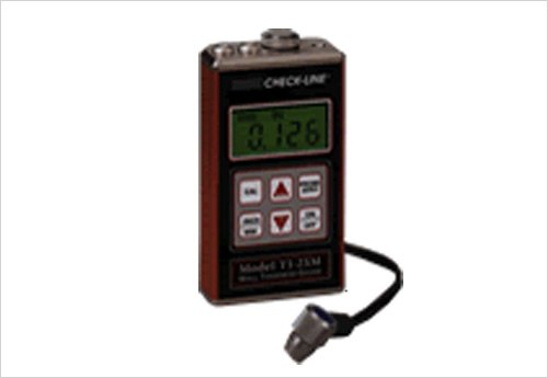 TI-25M-2120 Ultrasonik kalınlık ölçüm Cihazı 0,60- 150 mm