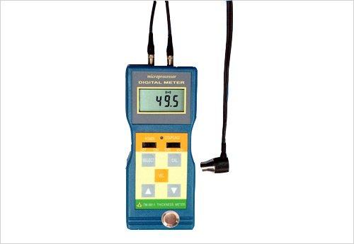 TM 8811 Ultrasonik Kalınlık Ölçüm Cihazı 1mm -225 mm 0,1 mm