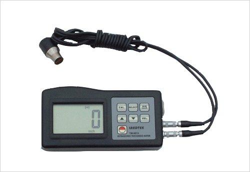 TM 8812 C Ultrasonik kalınlık ölçüm Cihazı 1mm - 225 mm  - 0,01 mm