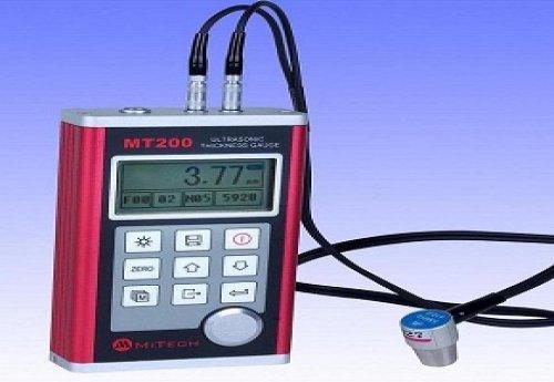 Ultrasonik Kalınlık Ölçüm Cihazının çalışma metotları