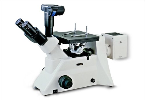 AOB XJM300 Ters Metal Mikroskop