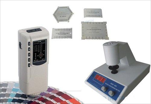 Boya Kontrol Test Cihazları