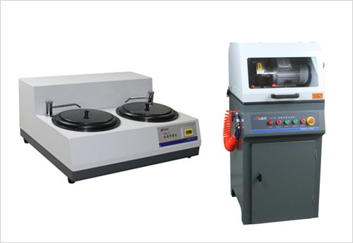 Metalografi Numune Hazırlama Cihazları