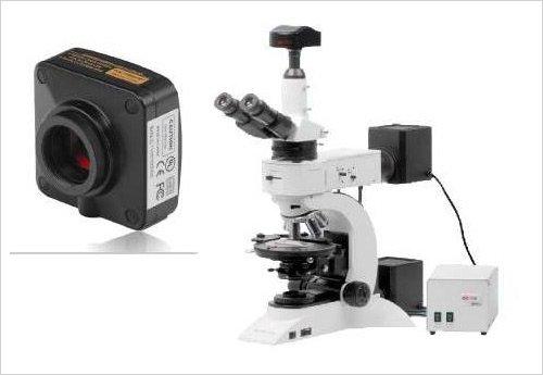 Mikroskop Kameraları ve Yazılımları
