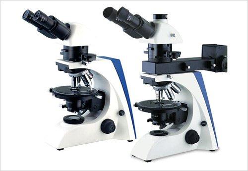 Polarize Mikroskop