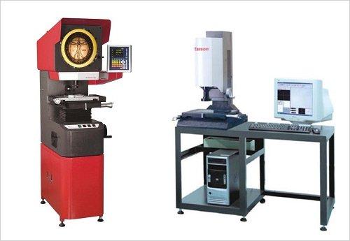 Profil Projektör ve Video Ölçüm Sistemleri